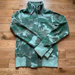 Bench Zip-Up Camo Sweatshirt